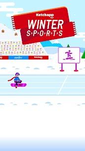 Ketchapp Winter Sports Full Apk İndir 1