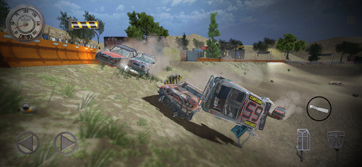 Derby Forever Online Wreck Cars Festival 1.35 screenshots 1