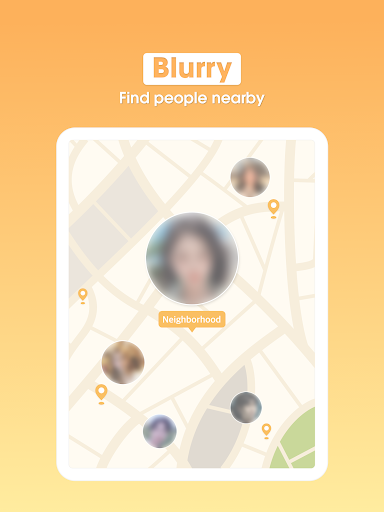 Blurry - Blind Dating android2mod screenshots 8