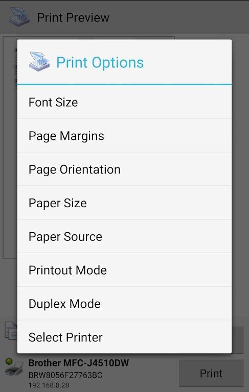 PrinterShare Mobile Print poster 3