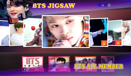 BTS Jigsaw Puzzle Games  screenshots 4