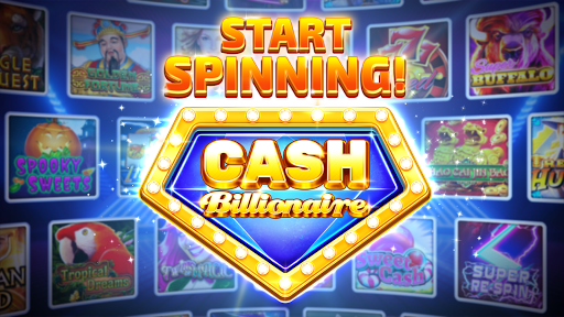 Cash Billionaire Slots: Free 777 Vegas Casino Game  screenshots 5