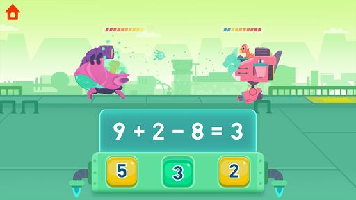 Dinosaur Math - Math Learning Games for kids apktram screenshots 7