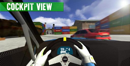 Pure Rally Racing - Drift !  screenshots 1