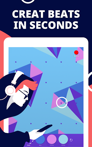 Jambl: Beat Maker & Music Dj android2mod screenshots 5