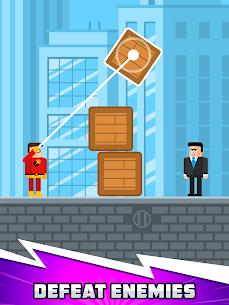 The Superhero League MOD APK 1.4.1 (Ads Free) 8