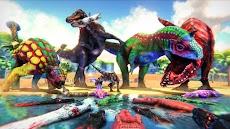ワイルド恐竜シミュレーターゲーム:ディノシムのおすすめ画像5