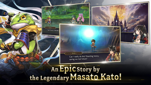ANOTHER EDEN The Cat Beyond Time and Space  screenshots 2