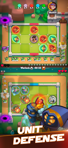 Rush Royale - Tower Defense game TD  screenshots 4