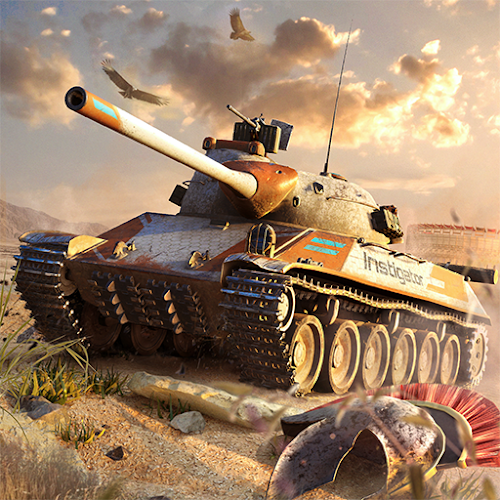 World of Tanks Blitz PVP MMO 3D tank game for free 7.7.2.590