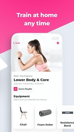 SWEAT: Fitness App For Women 5.17.8 Screenshots 4