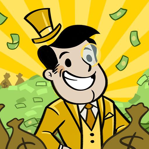 AdVenture Capitalist: Idle Money Management