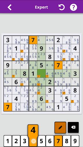 Sudoku - Free Classic Sudoku Puzzles 2.10.23 screenshots 7