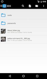 EDS – encrypt your files to keep your data safe 2.0.0.243 Apk 2