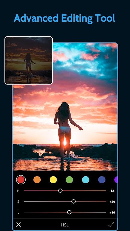 Presets for Lightroom mobile - Koloro  poster 3