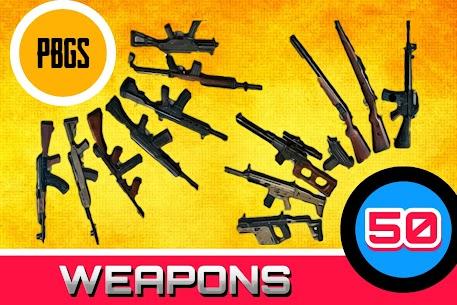 PUB Gun Sounds: Battleground Guns – BATTLE ROYALE 5