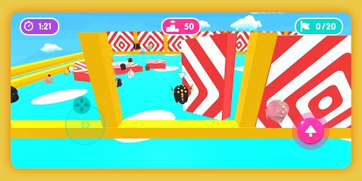 Fall.io - Race of Dino  screenshots 4