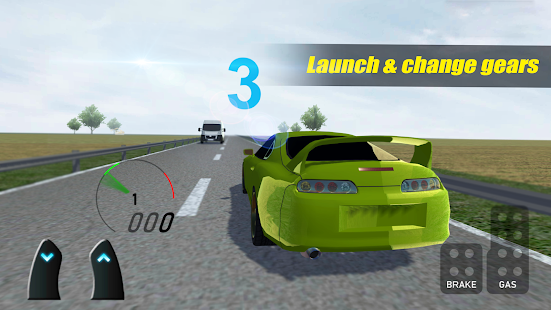 Traffic Racing 21 Apkfinish screenshots 8