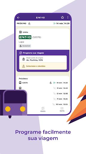 Cittamobi - Rotas & Horu00e1rios de u00f4nibus 6.23.7 Screenshots 3