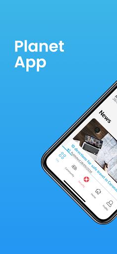 Planet App 4.3.3 Screenshots 1