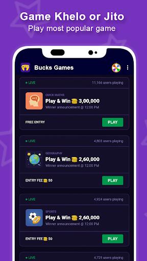 Bucks Games 3.4 screenshots 5