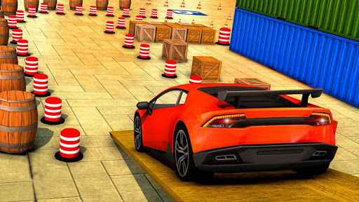Car Drive Parking Games 3d: Free Car Games Offline screenshots 2