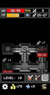 Undercrawl – Roguelike Dungeon Crawler Mod Apk (Unlimited Skill) 8