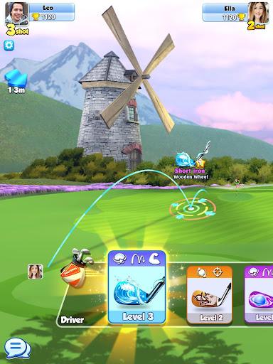 Golf Rival Apkfinish screenshots 18