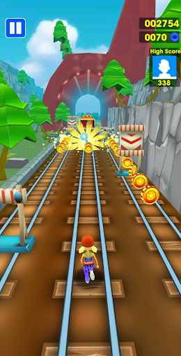 Subway Endless - Train Surf Run  Screenshots 3