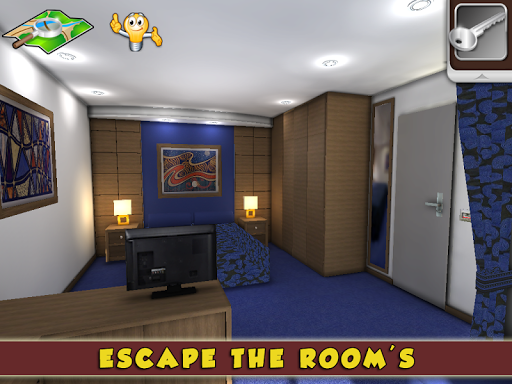 Can you escape 3D: Cruise Ship 1.7 screenshots 11