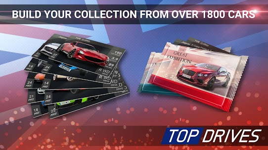 Free Top Drives – Car Cards Racing Apk Download 2021 4