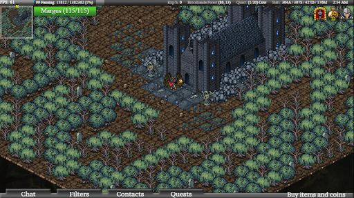 RPG MO - Sandbox MMORPG 1.9.1 screenshots 3