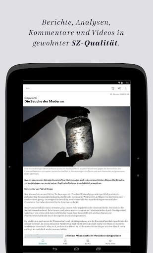SZ.de - Nachrichten - Süddeutsche Zeitung  screenshots 10