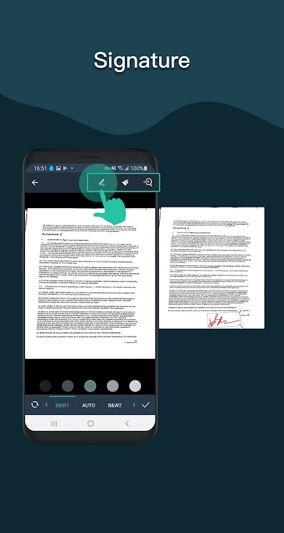 Simple Scan Pro - PDF scanner – Apps on Google Play poster 9