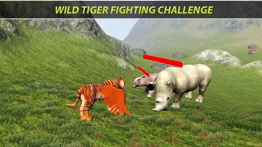 Flying Tiger Family Simulator Game 1.0.6 screenshots 4