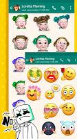 New Funky Emoji Stickers