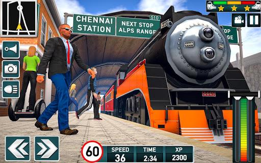New Train Driving Games - ud83dude82 Train Simulator 2019 1.8.2 screenshots 2