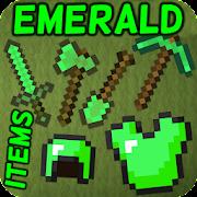 Mod Emerald Items ⛏