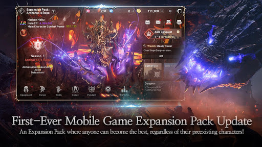Lineage 2: Revolution 1.24.08 screenshots 1