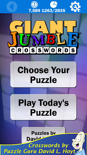 Giant Jumble Crosswords apkmr screenshots 1