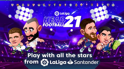 Head Football LaLiga 2021 - Skills Soccer Games  screenshots 1