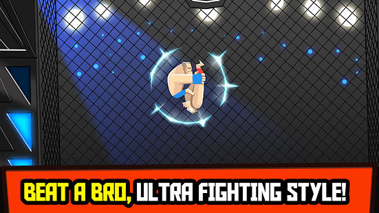 UFB: Ultra MMA 2 Player Fighting & Wrestling Games Screenshot