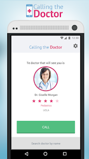 Calling the Doctor