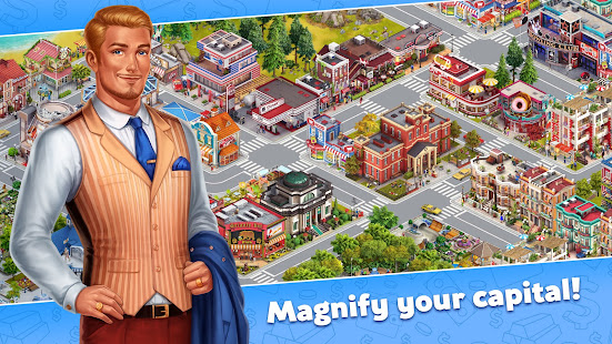 Golden Valley: City Build Sim Unlimited Money