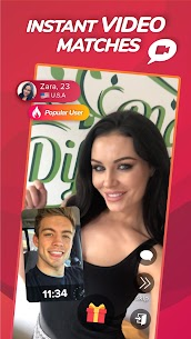 WHO – Live video chat & Match & Meet me 1