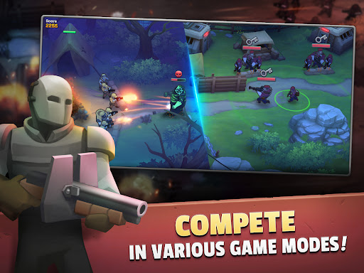 GUNS UP! Mobile Varies with device screenshots 13