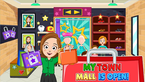 My Town : Shopping Mall. Dress up Shopping Game 1.10 screenshots 11