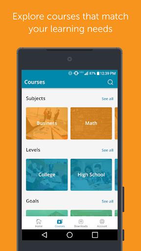 Study.com - Online Courses 1.15.87 Screenshots 2