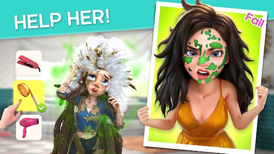 Project Makeover (Unlimited Coins&Gems) 1