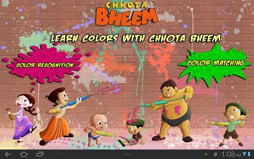Learn Colors With Bheem For PC Windows (7, 8, 10, 10X) & Mac Computer Image Number- 5